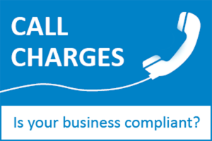 Call Charges business compliant image icon