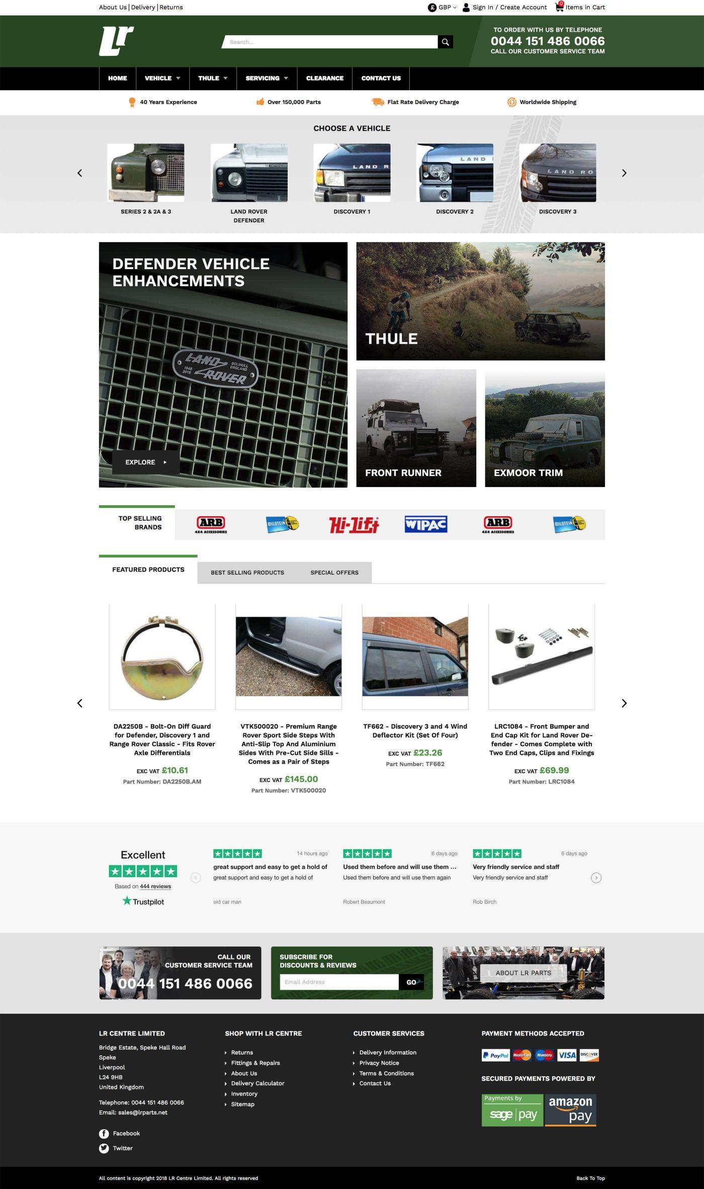 lrparts.net