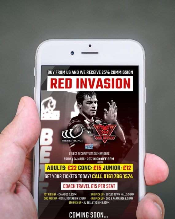 Salford Red Devils email